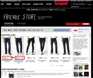 The Levi_s® Friends Store